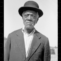 """Agricultural laborer who lives at """"Eighty Acres,"""" Glassboro, New Jersey. October, 1938."""