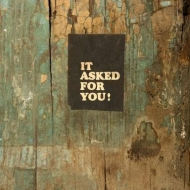 Untitled (It Asked For You), 2007, Collage on wood, (10.5 x 8.75 inches)