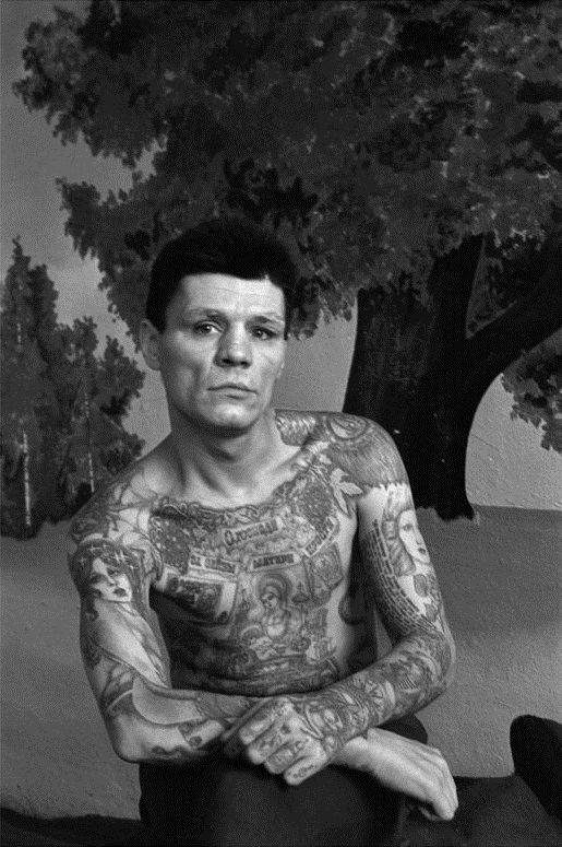 Review gaiety is the most outstanding feature of the for Russian criminal tattoo encyclopedia