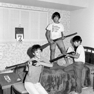 Three Brothers with Rifles, 1973