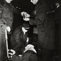 untitled-police-with-corpse-ca-1940