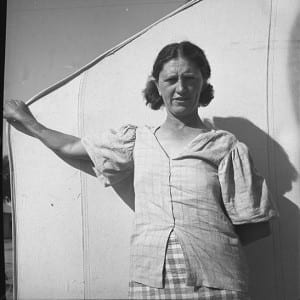 """INTERVIEW: """"Dorothea Lange Interview"""" (May 22, 1964)"""