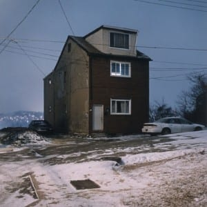 "TODD HIDO: ""House Sitting: The Photography of Todd Hido"" (1998)"