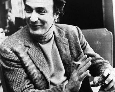 Film Director William Klein, 1968