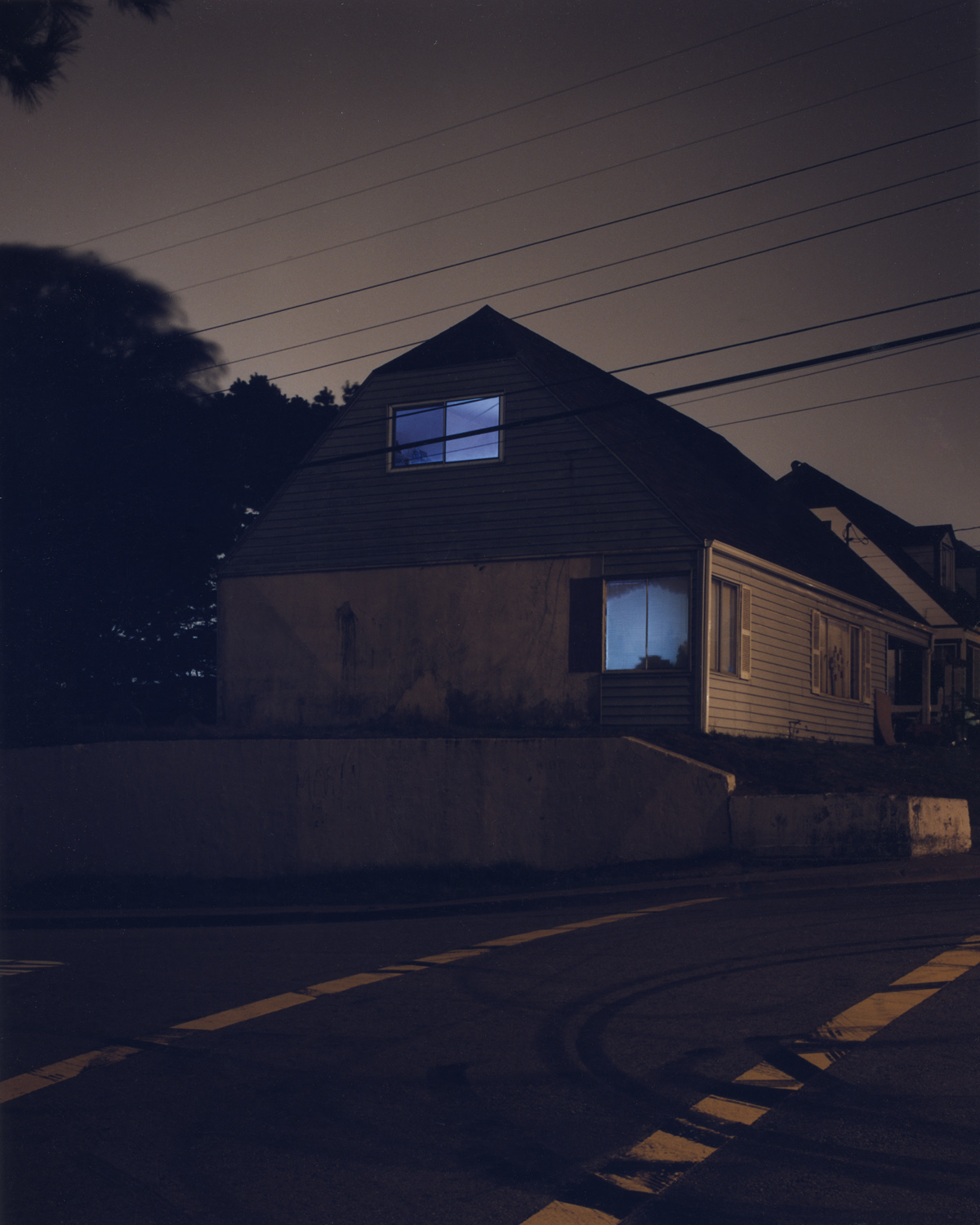 Todd Hido And The Art Of Darkness Asx
