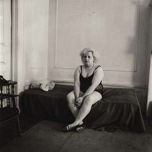 """DIANE ARBUS: """"The Missing Photographs: An Examination of Diane Arbus's Images of Transvestites and Homosexuals from 1957 to 1965″"""