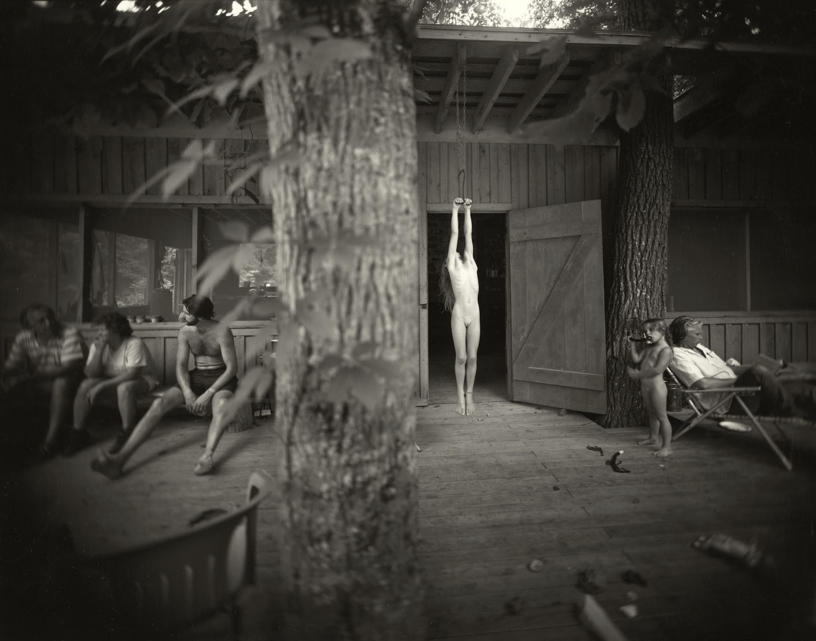 sally mann nudes Hayhook @ Sally Mann