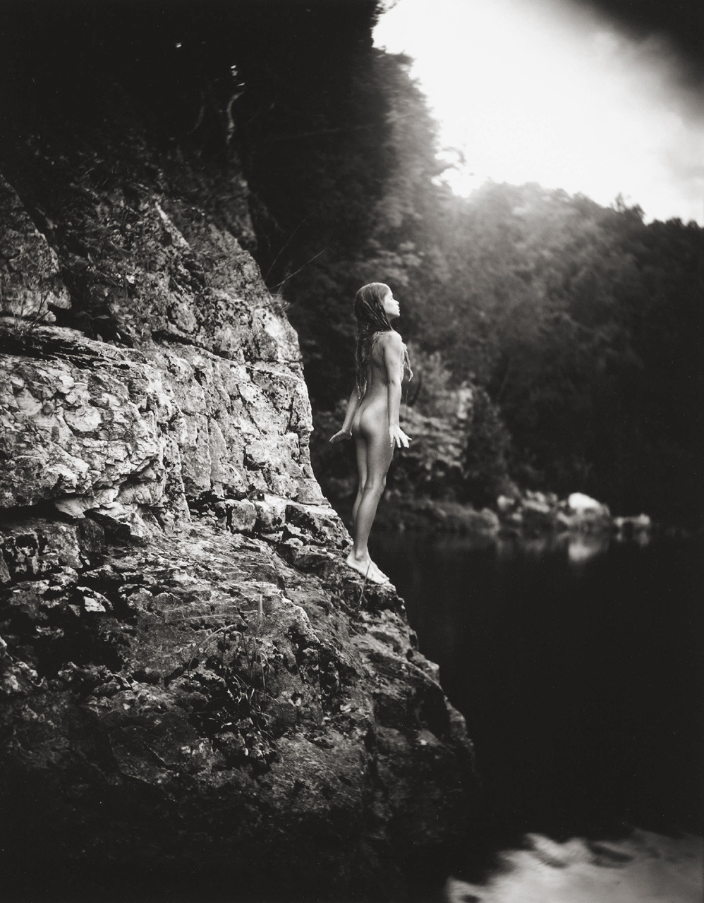 "sally mann nudes ""Damaged Child"" is another reality based image, in which Jessie appears  with a very swollen right eye. Her hair is cropped short, and her sexless  face is ..."