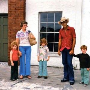 "MITCH EPSTEIN: ""Eighteen Color Photographers/Mitch Epstein, 'Common Practice'"" (1987)"