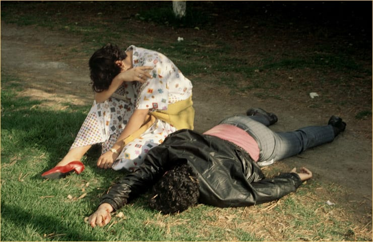 12 ENRIQUE METINIDES: Enrique Metinides (2007)