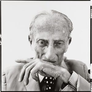 "RICHARD AVEDON: ""Jacob Israel Avedon"" (1974)"