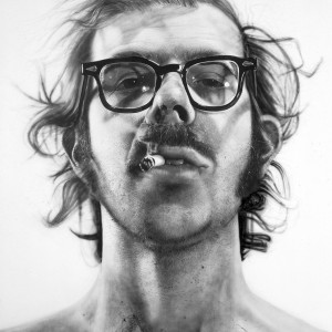 """INTERVIEW: """"Interview with Chuck Close"""" (1987)"""