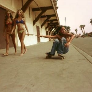 "HUGH HOLLAND: ""Angels. Street. Skate. Seventies."" (2006)"