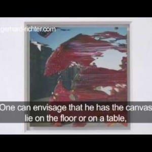 """ASX.TV: Gerhard Richter – """"Overpainted Photographs"""" (2009)"""