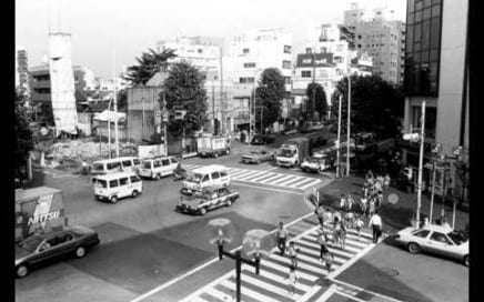 """ASX.TV: Shinjuku – """"Memory of Gallery Kaido"""" (1988-1992)"""