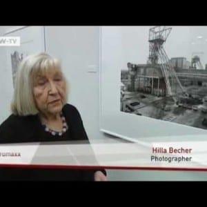 "ASX.TV: Bernd & Hilla Becher – ""Becher photography exhibition in the Ruhr Valley"" (2010)"