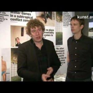 """ASX.TV: Rob Hornstra – """"Interview: Rob Hornstra en Arnold van Bruggen"""" (2010) NL"""