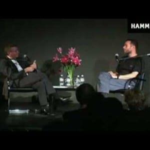 """ASX.TV: Wolfgang Tillmans – """"Hammer Conversations"""" (2006)"""