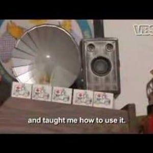 """ASX.TV: Enrique Metinides – """"Art Talk"""" (2007)"""
