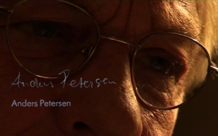 """ASX.TV: Anders Petersen – """"Deutsche Börse Photography Prize"""" (2007)"""