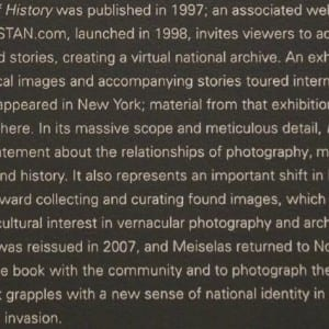 """ASX.TV: Susan Meiselas – """"In History"""" (2009)"""