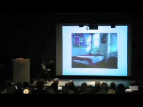"ASX.TV: Sophie Calle – ""Lecture at CCA"""