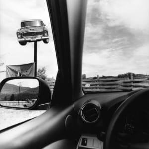 "ASX.UK: Lee Friedlander – ""America By Car & The New Cars 1964″"