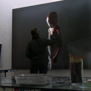 "ASX.TV: Gottfried Helnwein – ""The Dreaming Child"""