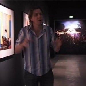 "ASX.TV: Trent Parke – ""The Christmas Tree Bucket"" (2008)"