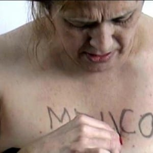 """ASX.TV: """"DOLOR PAIS II (acción de Elizabeth Romero)"""""""