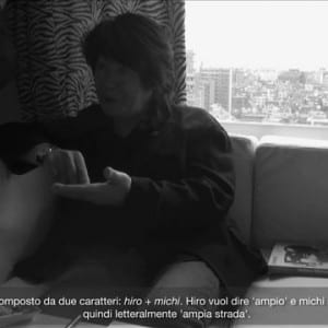 "ASX.TV: Daido Moriyama – ""Interview"" (Italian Subtitles)"