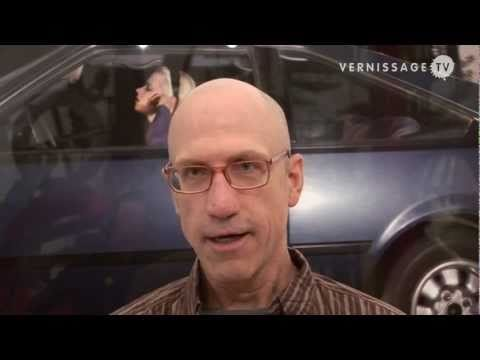 "ASX.TV: Andrew Bush – ""Vector Portraits. Car Fetish."" (2010)"