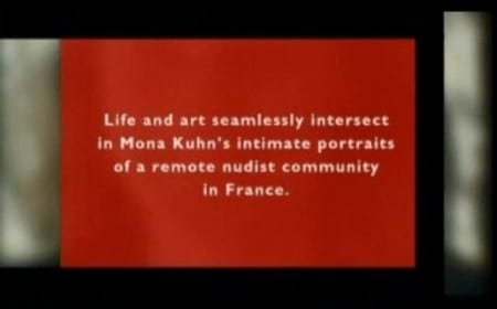 "ASX.TV: Mona Kuhn – ""Interview"" (2010)"