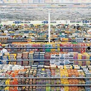 "ANDREAS GURSKY: ""Photographer"" (2000)"