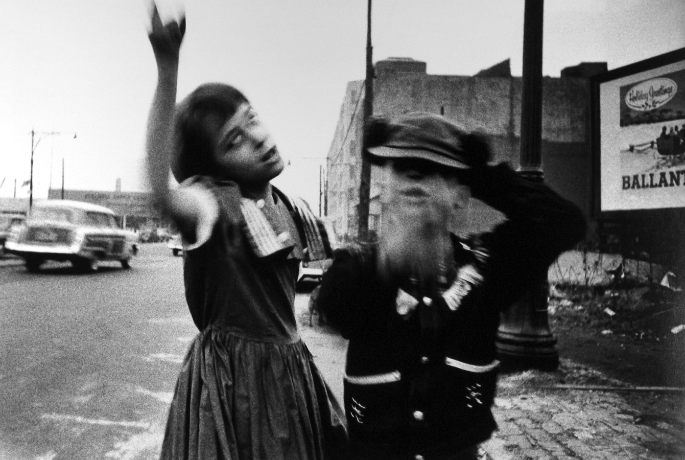 Dance in Brooklyn, New York, 1955