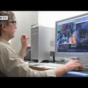 """ASX.TV: Thomas Ruff – """"Unbekannte Landschaften – Das Universum des Thomas Ruff"""" (2011) (German)"""