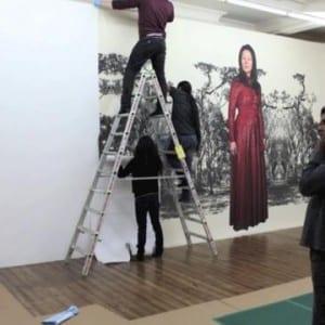 "ASX.TV: Cindy Sherman – ""Time-lapse Installation"" (2011)"