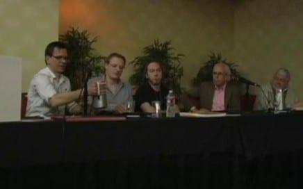 """ASX.TV: Markus Schaden & Stephen Shore – """"La Brea Matrix Lecture"""" (2011)"""
