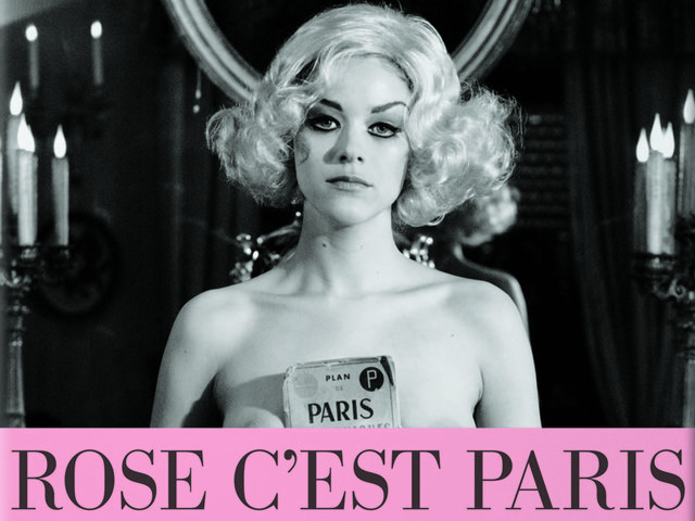 "ASX.TV: Bettina Rheims – ""Rose C'est Paris"" (2011)"