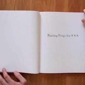 "ASX.TV: Jason Fulford – ""Raising Frogs for $$$"" (2006)"