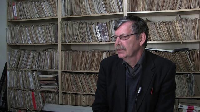 John Stezaker Interview tv John Stezaker The