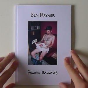 """ASX.TV: Ben Rayner – """"Power Ballads"""" (2011)"""