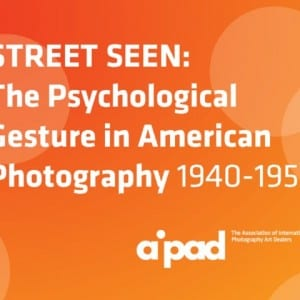 "ASX.TV: AIPAD – ""Street Seen: The Psychological Gesture in American Photography, 1940-1959″ (2010)"