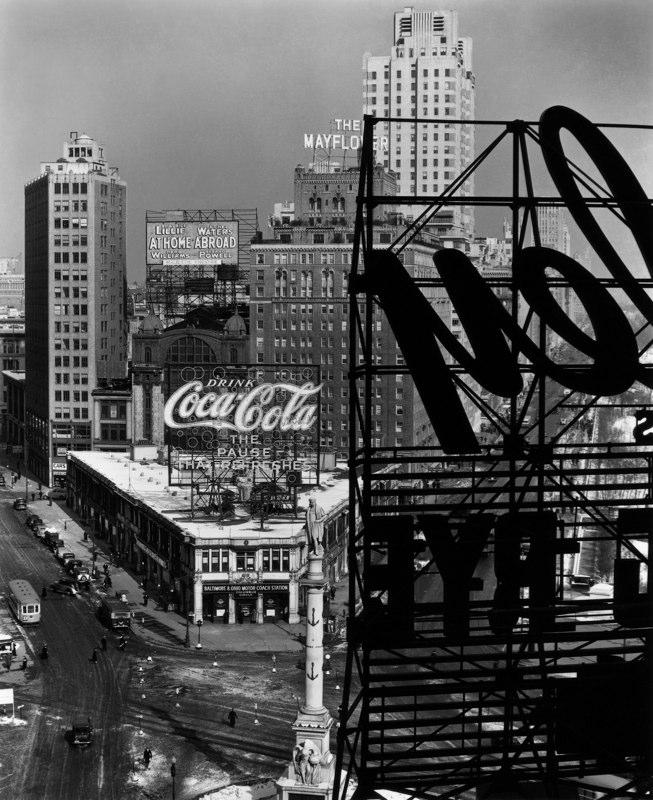 Alfred State University >> Berenice Abbott – The Photographer of New York City ...