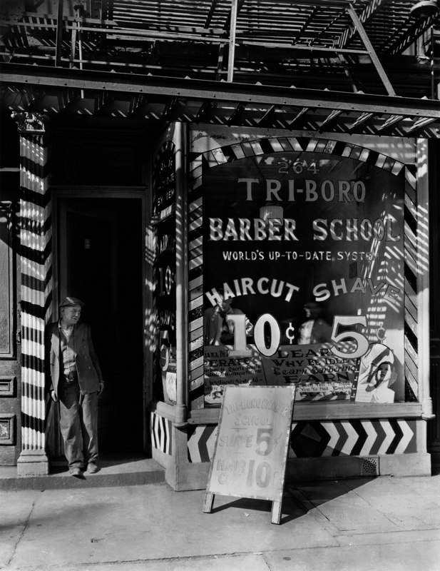 Berenice Abbott The Photographer Of New York City