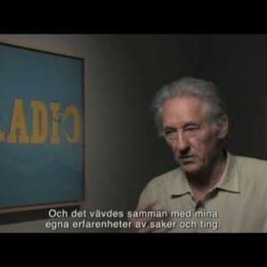 """ASX.TV: Ed Ruscha – """"Moderna Museet Interview"""" (2010)"""