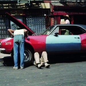 """HELEN LEVITT: """"Color"""" (1971-1981)"""