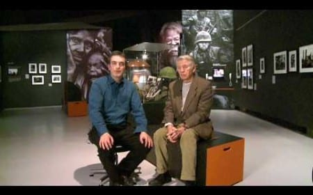 "ASX.TV: Don McCullin – ""Interview – 'Shaped by War'"" (2010)"
