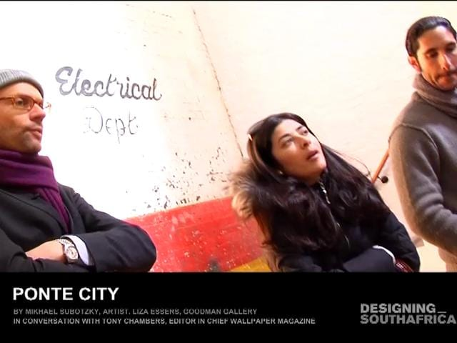 "ASX.TV: Mikhael Subotzky – ""Ponte City"" (2011)"