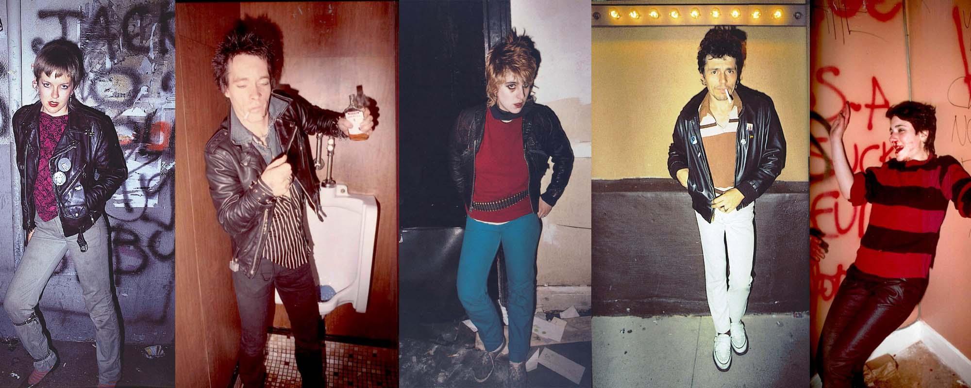 punk rock fashion essays